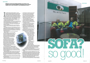 Our LEP Feature, Autumn 2014